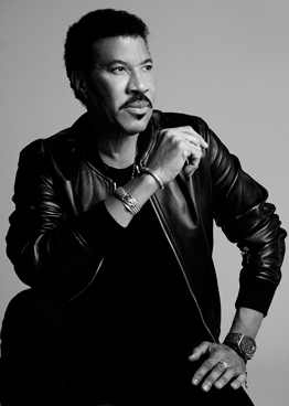 Lionel Richie Headshot
